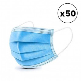 3 Ply Disposable Face Mask BOX/50
