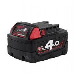 M18 RED LITHIUM 4.0AH BATTERY PACK Each