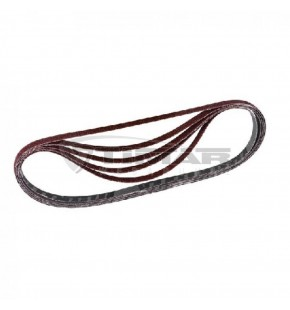 ABRASIVE BELT 80# / 100 X 610MM 25PC EACH