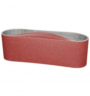 ABRASIVE BELT 120# / 76 X 533MM 5PC EACH
