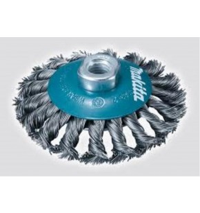 BEVEL BRUSH TWIST 100MM X M14 EACH