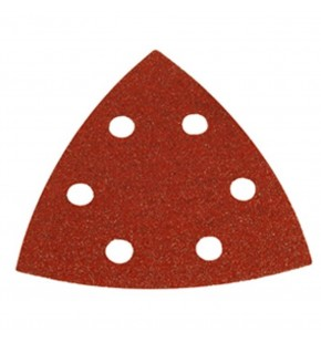 MULTITOOL SAND PAPER RED LONG 80# 10PK EACH