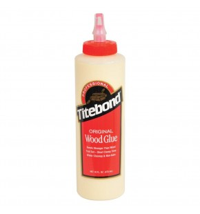 TITEBOND ORIGINAL GLUE 473ML
