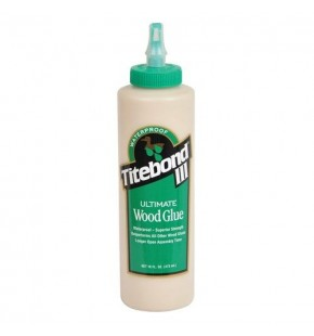 TITEBOND 3 ULTIMATE GLUE 473ML
