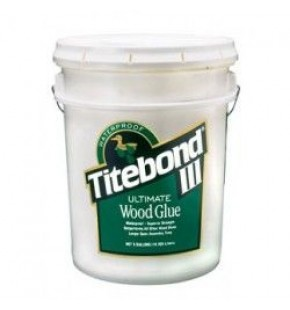 TITEBOND ULTIMATE III GLUE 19LTR Each