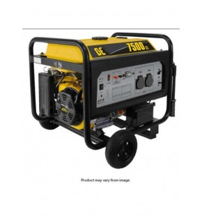 BE G7500E 8KVA ELECTRIC START AVR GENERATOR