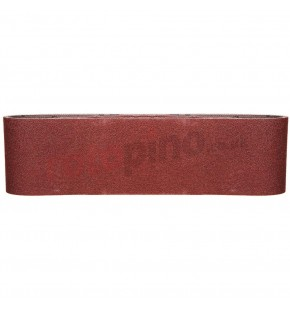 ABRASIVE BELT 80# / 76 X 610MM 5PC EACH