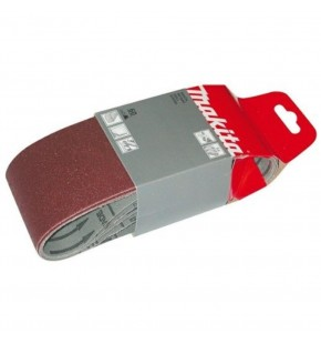 ABRASIVE BELT 120# / 76 X 610MM 5PC EACH
