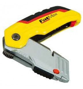STANLEY FAT MAX RETRACTABLE FOLDING UTILITY KNIFE Each