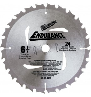 CIRCULAR SAW BLADE 165MM 24 TOOTH EACH