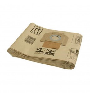2 MICRON PAPER FILTER BAG TO SUIT 446L DUST EXTRAC Each