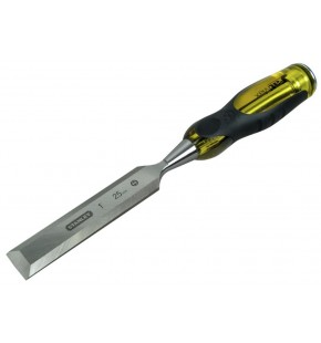STANLEY FATMAX 25MM THRU TANG CHISEL Each
