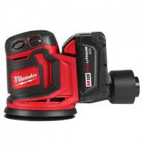 MILWAUKEE 18V CORDLESS 125MM  RANDOM ORBITAL SANDER EACH