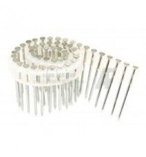 CONCRETE NAILS HARDENED 65MM X 3.8  (1000) Each
