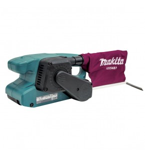 MAKITA 76MM BELT SANDER INC BONUS 6PCE BELT SET EACH