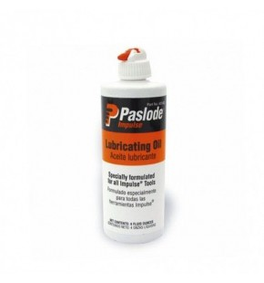PASLODE LUBRICATING OIL  FOR GAS OPERATED TOOLS BOTT