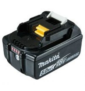MAKITA 18V BATTERY 5.0AH WITH FUEL GUAGE Each