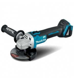 MAKITA DGA504 CORDLESS 18 VOLT BRUSHLESS ANGLE GRINDER 125MM WITH SLIDE SWITCH - TOOL ONLY Each