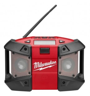 Milwaukee M12 Compact Jobsite Radio - Tool Only C12JSR-0 Each