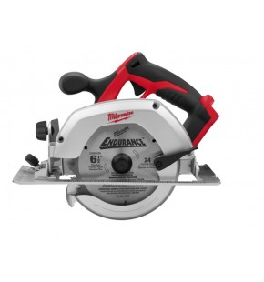 Milwaukee M18 Heavy Duty 165mm Circular Saw - Tool only HD18CS-0 Each