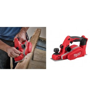 Milwaukee M18 Brushed 82 mm Planer-Tool only M18BP-0 Each
