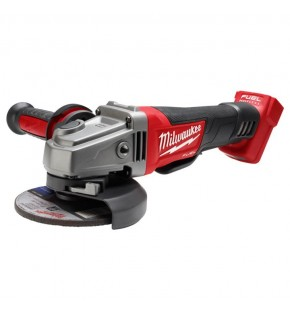 Milwaukee M18 FUEL 125mm Angle Grinder (DEADMAN Paddle Switch) M18CAG125XPD-0 Each