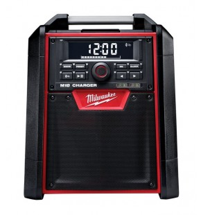 Milwaukee M18 Radio Charger - Tool only M18RC-0 Each