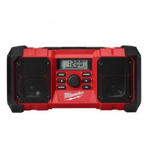 Milwaukee M18 Jobsite Radio(Standard) Tool only M18JSR-0 Each