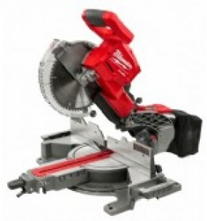 Milwaukee M18 254mm FUEL Sliding Mitre Saw - tool only M18FMS254-0 Each