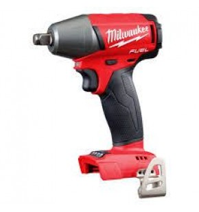 Milwaukee M18 FUEL 1/2 Square Drive Impact Wrench (Friction Ring) - Tool only M18FIWF12-0 Each