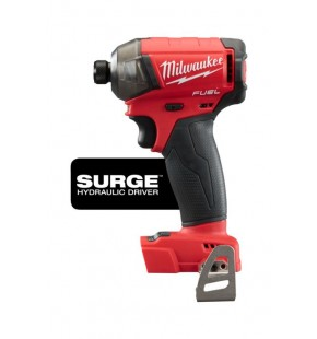 "Milwaukee M18 FUEL Quiet 1/4""HEX Impact Driver - Tool Only M18FQID-0 Each"