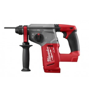 Milwaukee M18 FUEL Rotary Hammer, 2.7J, Max Ø26mm - Tool only M18CH-0 Each
