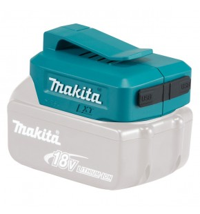 MAKITA 18V USB CHARGING ADAPTOR EACH