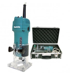 "MAKITA 3709X 1/4"" LAMINATE TRIMMER"
