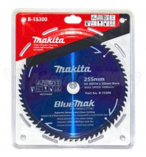 TCT SAW BLADE 255MM X 30 X 64T EACH