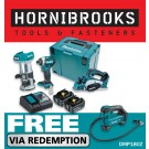 Makita 18V 3 Pieces Combo Kit DLX3098TJ EACH