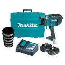 Makita 18V Brushless Rebar Tying Tool Kit inc 2 x BL1830 DTR180RFX1