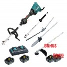 MAKITA 18V MULTIFUNCTION TOOL KIT DUX60PSHPT2  EACH