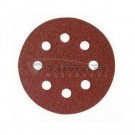 SANDING DISC 125MM / 400# PUNCHED X10 EACH