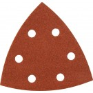 MULTITOOL SAND PAPER RED 150# 10PK EACH