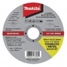 125MM THIN INOX CUTTING DISCS 10 PACK