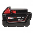 MILWAUKEE 18V 3AH LITHIUM-ION BATTERY Each