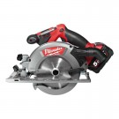 MILWAUKEE M18CCS55-0 18V BRUSHLESS CIRCULAR  SAW TOOL ONLY