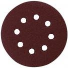 SANDING DISC 125MM / 60# PUNCHED X10 EACH