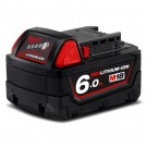 MILWAUKEE M18 18 VOLT 6.0AH BATTERY EACH