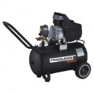 PEERLESS BLACK 154 LPM DIRECT DRIVE AIR COMPRESSOR WITH MINI REGULATOR 30 LITRE TANK PB2500