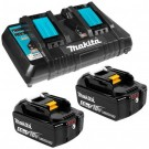 MAKITA B-90233 LITHIUM-ION CORDLESS DUAL PORT CHARGER