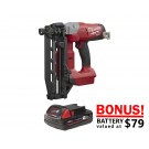 MILWAUKEE M18 16G STRAIGHT NAILER (TOOL ONLY) EACH