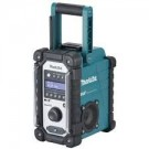 MAKITA CORDLESS DMR110 7.2V-18V LI-ION JOBSITE DIGITAL DAB+ RADIO EACH