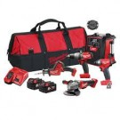 MILWAUKEE CORDLESS BRUSHLESS 18V 5 PIECE FUEL KIT